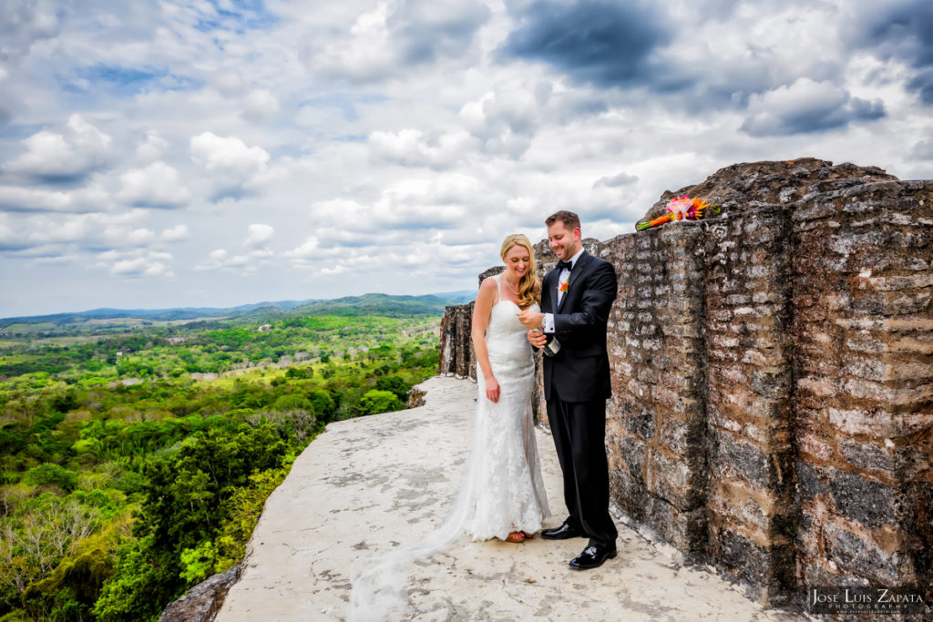 Derek & Megan - San Ignacio Resort & Maya Ruin Wedding - Belize Photographer (6)
