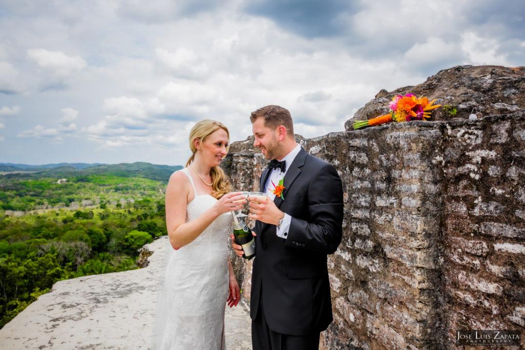 Derek & Megan - San Ignacio Resort & Maya Ruin Wedding - Belize Photographer (4)