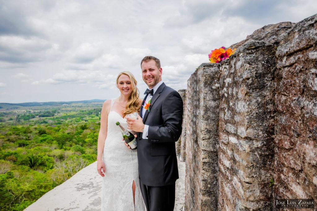 Derek & Megan - San Ignacio Resort & Maya Ruin Wedding - Belize Photographer (3)
