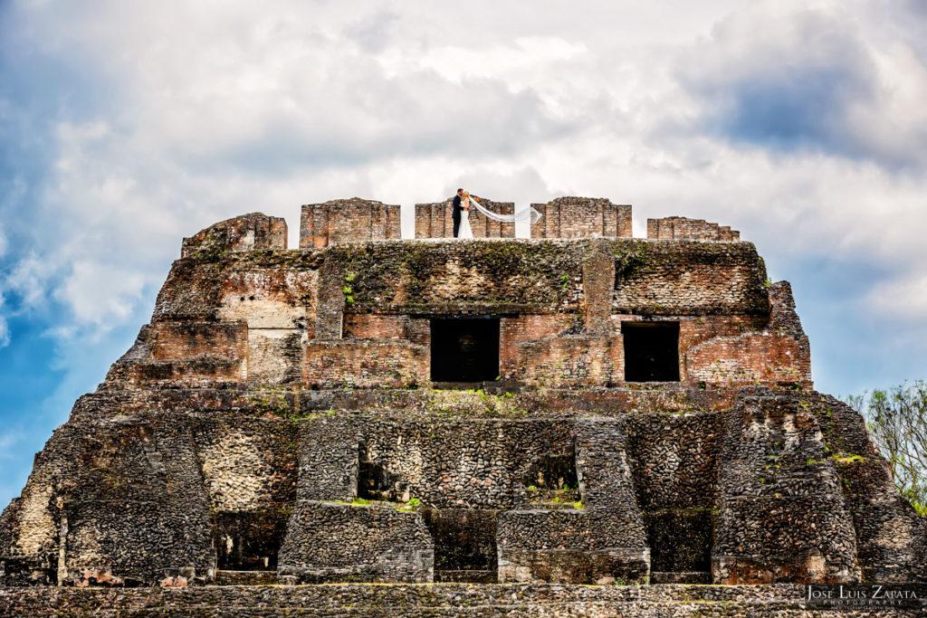 Derek & Megan - San Ignacio Resort & Maya Ruin Wedding - Belize Photographer (2)