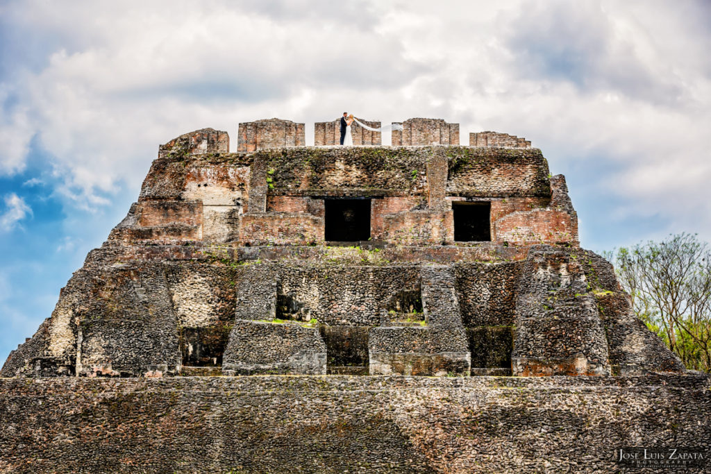 Maya Ruin Wedding in Belize - Weddings Belize -
