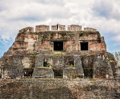 San Ignacio Resort Maya Ruin Wedding – Belize Photographer