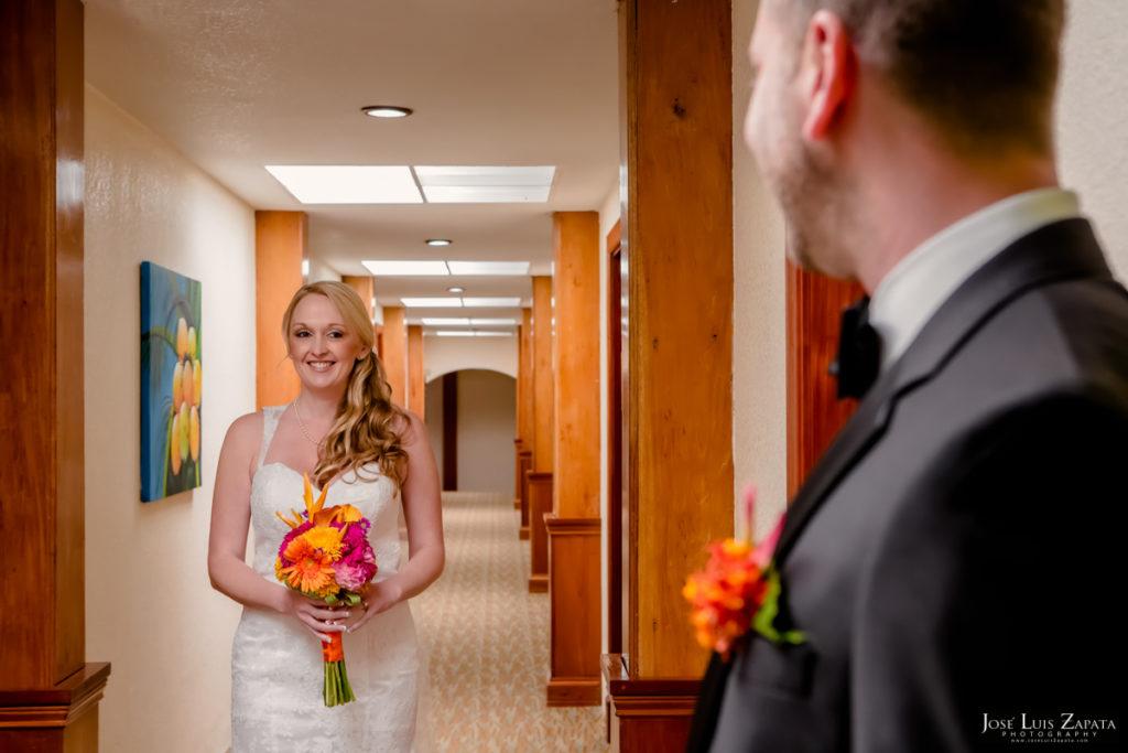 Derek & Megan - San Ignacio Resort Maya Ruin Wedding - Belize Photographer