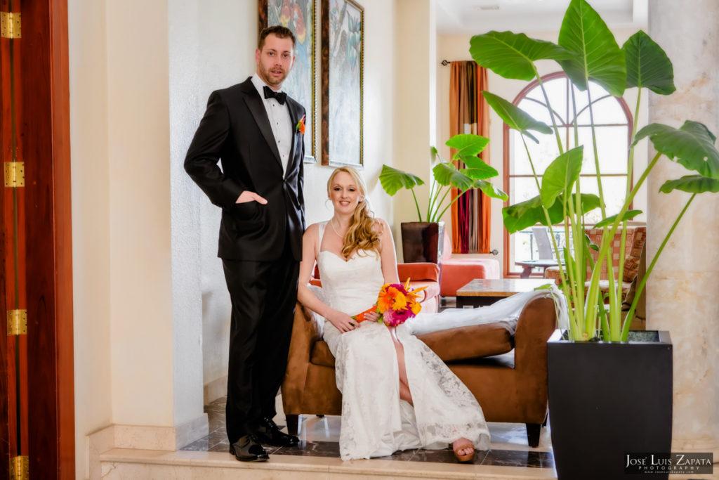 Derek & Megan - San Ignacio Resort & Maya Ruin Wedding - Belize Photographer (35)