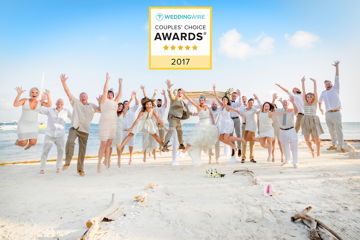 WeddingWire Couple's Choice Awards 2017 Winners