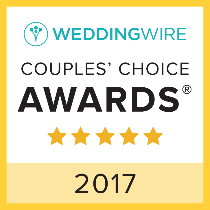 WeddingWire Couples' Choice Awards®