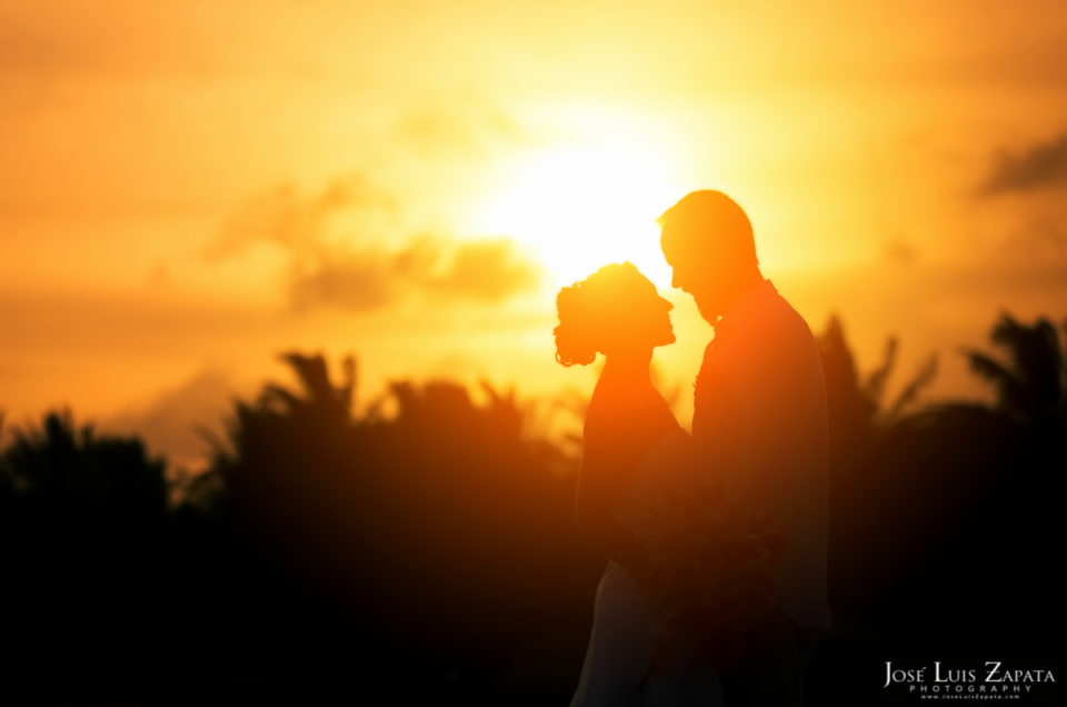 Xanadu Island Wedding - Belize Wedding