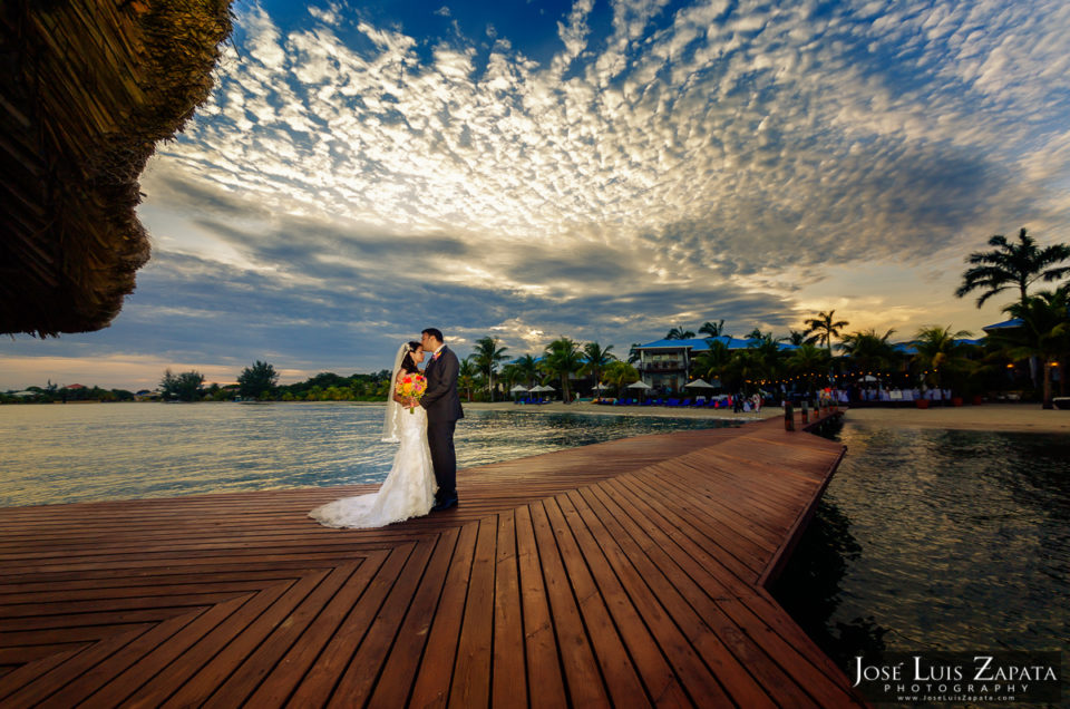 Chabil Mar Belize Luxury Wedding
